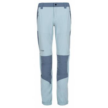 Ženske hlače za na prostem Kilpi HOSIO-W svetlo modra