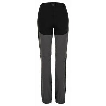 Ženske hlače za na prostem Kilpi HOSIO-W temno siva, Kilpi