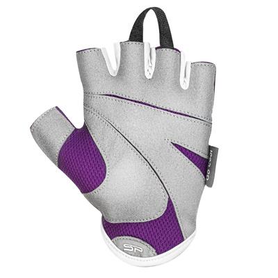 Spokey LADY FIT Ženske rokavice za fitnes, vijolične, velikost S, Spokey