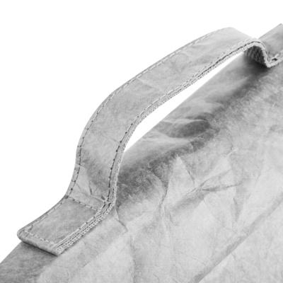 Termalna vrečka za prigrizke z zanko Spokey EKO FRIENDLY CARTA siva, Spokey
