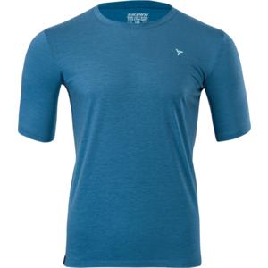 moški MTB majica Silvini Berici MD1614 blue, Silvini