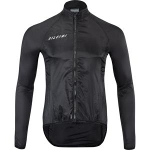 moški kolesarji jakna Silvini Montilio MJ1601 črna, Silvini