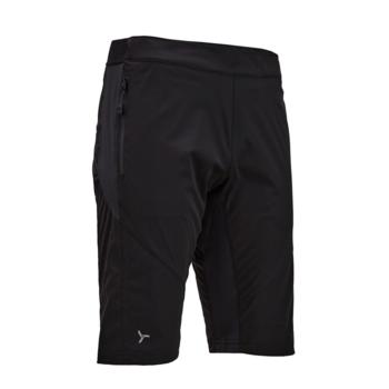 Moške kratke hlače Silvini ORCO MP1107 črni oblak, Silvini
