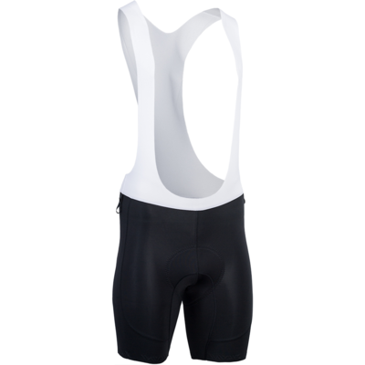 Moško kolesarjenje notri kratke hlače s laclem Banari MP1810 črna, Silvini