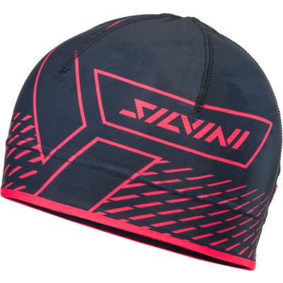 klobuk Silvini Pala UA1521 črna / rdeča, Silvini