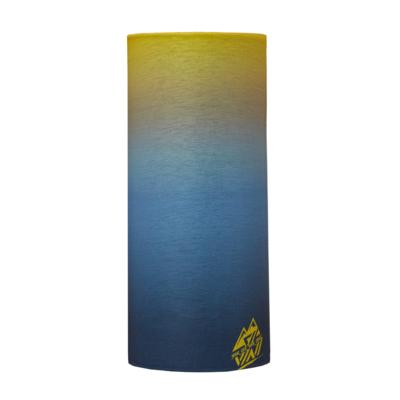 Enoslojna večnamenski šal Silvini Motivo UA1730 modra, Silvini