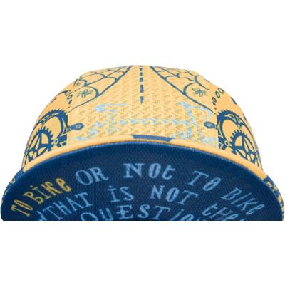 klobuk kolesarji Silvini Sobe UA1816 rumena, Silvini