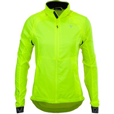 dame šport jakna Silvini Vetta WJ1623 neon