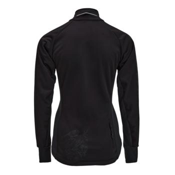 Ženska mehka lupina jakna Silvini Monna WJ703 črna, Silvini