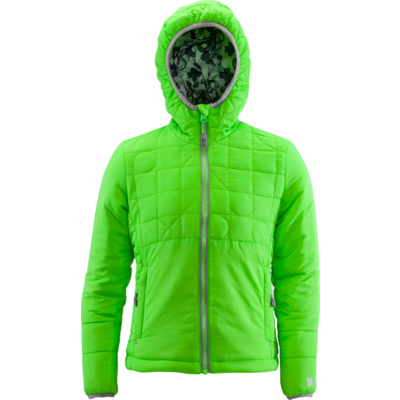 Otroci jakna Silvini Primaloft Seisa CJ1300 zelena, Silvini