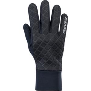 zima rokavice Silvini Abriola UA1663 črni oblak, Silvini
