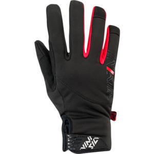 ženske rokavice Silvini Ortles WA1540 črno-rdeča, Silvini