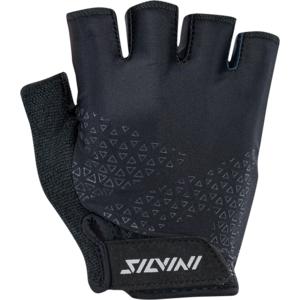 ženske rokavice Silvini Aspro WA1640 ogleno črne, Silvini