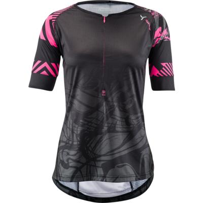 ženski MTB majica Silvini Stabina WD1432 črna