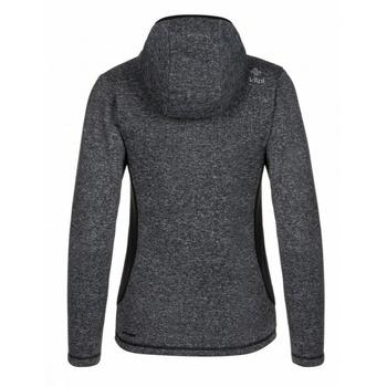Ženske pulover iz flisa Kilpi IRINA-Z Črna, Kilpi