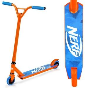 skuter freestyle HASBRO STRIKE NERF oranžne in modre, Spokey