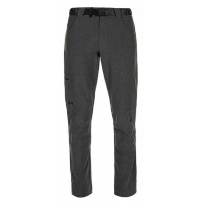 Moška zunanja tekma hlače Kilpi JAMES-M temno siva, Kilpi