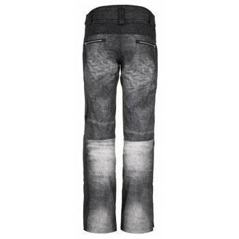 Ženska mehka lupina hlače Kilpi JEANSO-W Črna, Kilpi