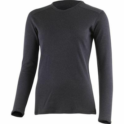 Ženske majica iz merina Lasting BELA-5959 modra, Lasting
