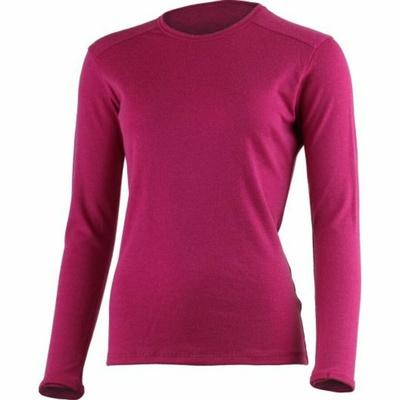 Ženske merino majica Lasting BERTA-9088 Črna, Lasting