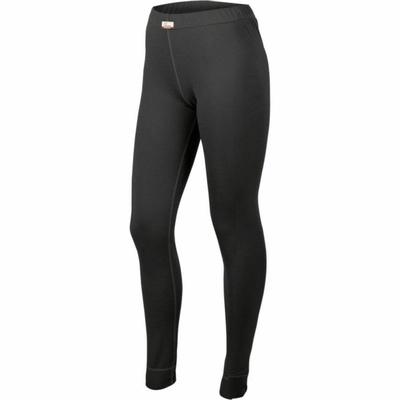 ženske merino spodnje hlače Lasting Ataka črna