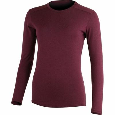 Ženski merino srajca dolg rokav Lasting LADA-3838, Lasting