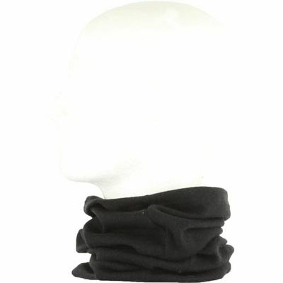 Merino vrat topleje Lasting BUL črna