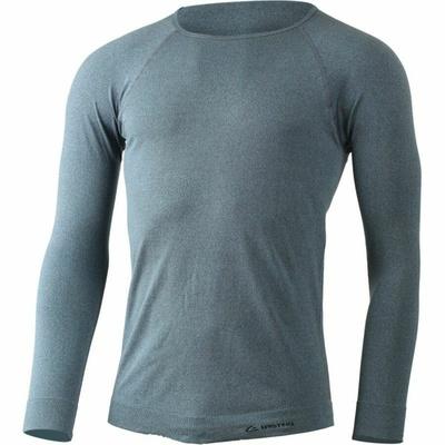 Moški funkcionalni srajca Lasting MOL-9090 črna, Lasting