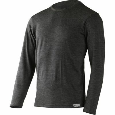 Moški merino srajca Lasting ALAN-8169 siva, Lasting