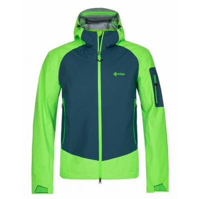 Moški membrano jakna Kilpi LEXAY-M zelena, Kilpi