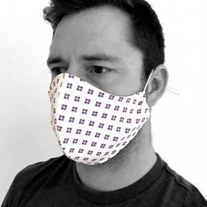 Bombaž maska KAMA UNI, Kama