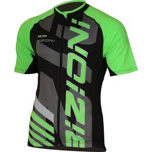 ciklo majica Lasting MD74 črno-zelena, Lasting
