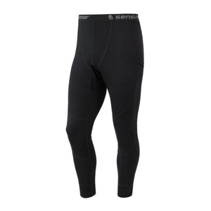 moški spodnje hlače Sensor MERINO AIR črna 18200003, Sensor