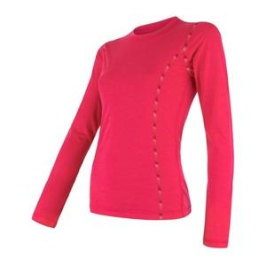 ženske majica Sensor MERINO AIR magenta 17200013, Sensor