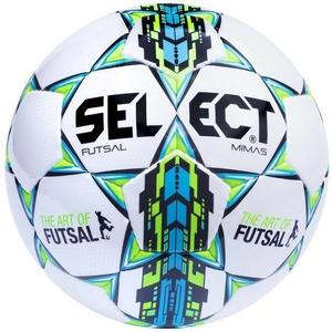 žoga Select Mimas bela / modra / zelena, Select
