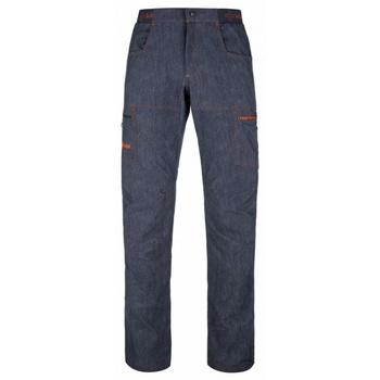 Moški dihajoče hlače Kilpi MIMICRI-M temno modra, Kilpi
