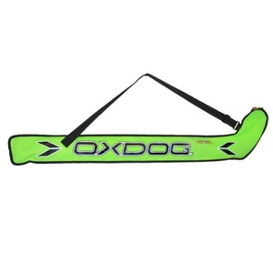 Floorball torba OXDOG 2C STICKBAG junior oranžna / zelena, Oxdog