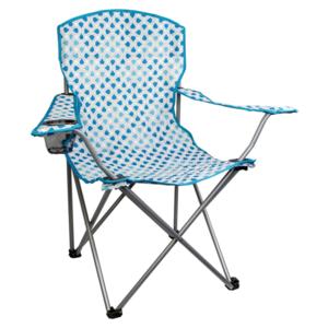 zložljiva stol HIGHLANDER MOON PREDSEDSTVO blue, Highlander