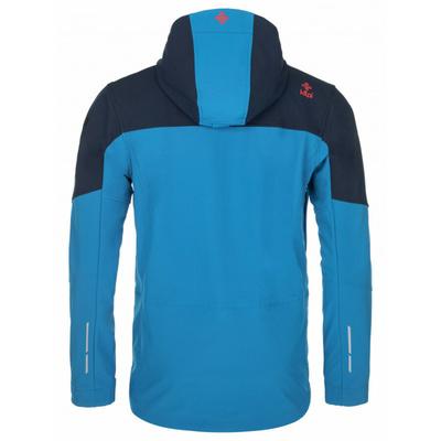 Moška softshell jakna Kilpi PRESENA-M modra, Kilpi