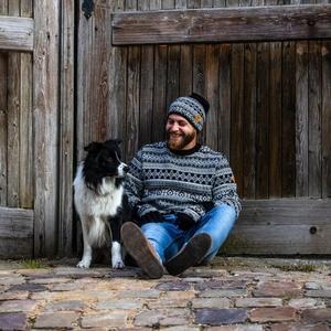moški Merino pulover Kama 4057 110, Kama