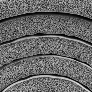 pranje na vaje Spokey SOFTMAT siva 1,5 cm, Spokey