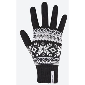 Pleteni Merino rokavice Kama R108 110, Kama