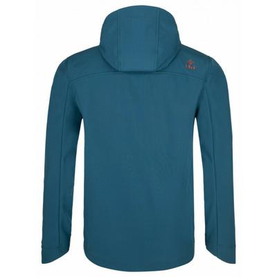 Moška softshell jakna Kilpi RAVIO-M turkizna, Kilpi