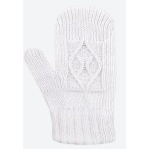 Otroci pletena Merino rokavice Kama RB202 101, Kama