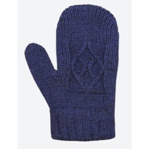 Otroci pletena Merino rokavice Kama RB202 108, Kama