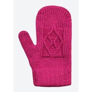 Otroci pletena Merino rokavice Kama RB202 114, Kama