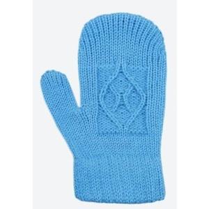 Otroci pletena Merino rokavice Kama RB202 115, Kama
