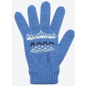 Otroci pletena Merino rokavice Kama RB203 107, Kama