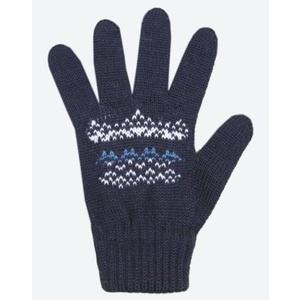 Otroci pletena Merino rokavice Kama RB203 108, Kama