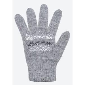 Otroci pletena Merino rokavice Kama RB203 109, Kama